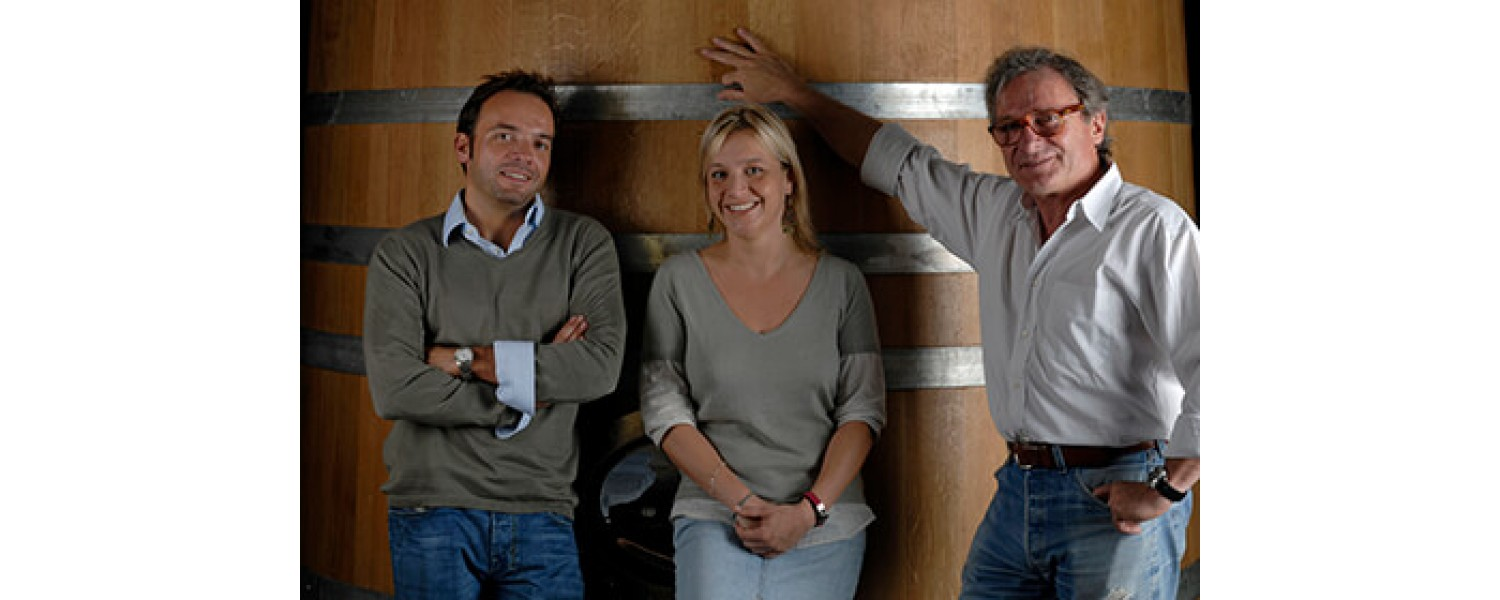 FAMILY MELLOTT - hereditary winemakers since 1513.