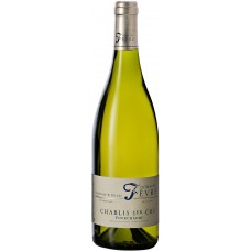 "Dry white grape wine  Domaine Nathalie & Gilles Fevre, Chablis 1-er Cru AOC ""Fourchaume""  0.75, 2018"