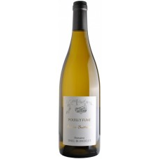 "Dry white grape wine Domaine Tinel-Blondelet, ""Arret Buffatte"", Pouilly Fume AOC  0.75, 2018"