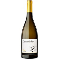 "Dry white grape wine Castelfeder, ""Doss"" Chardonnay, Alto Adige DOC,  2018"