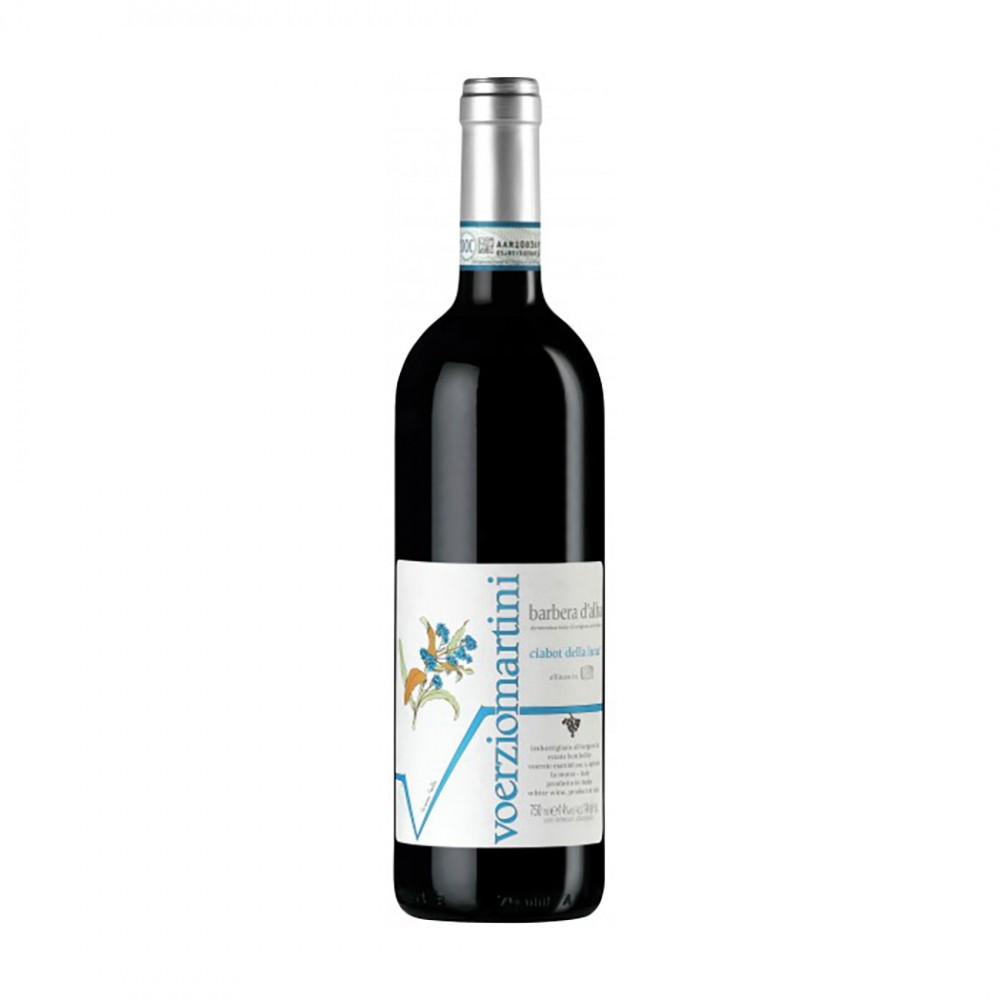 Dry red grape wine Barbera d'Alba Superiore, Voerzio Martini 0.75, 2018
