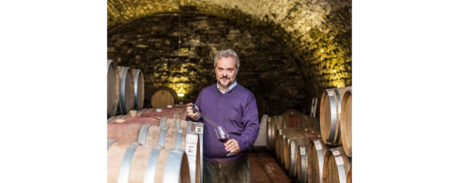 Wines from the world-famous Villa Calcinaia