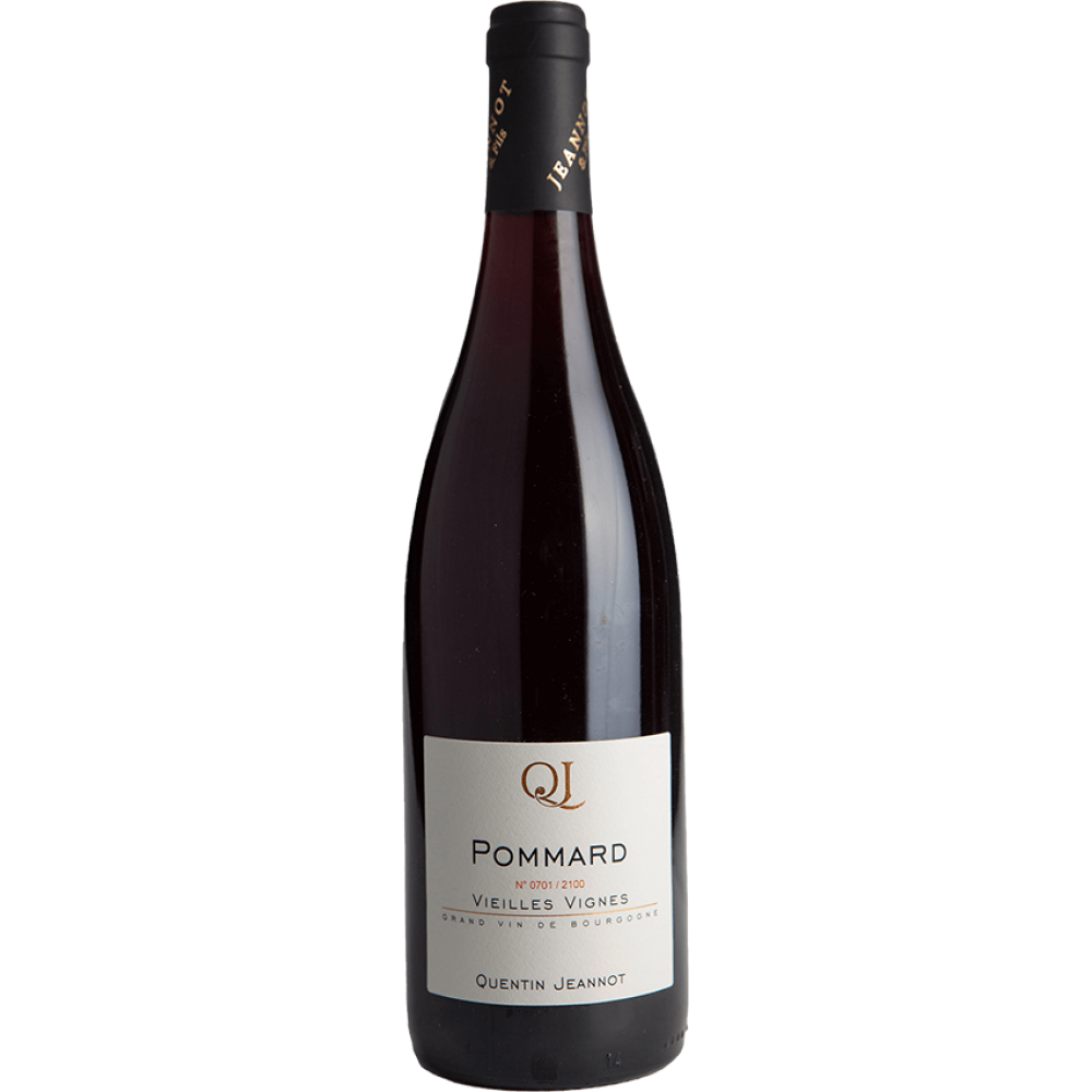 Dry red grape wine Pommard Rouge Vieilles Vignes, Domaine Jeannot 0.75, 2017
