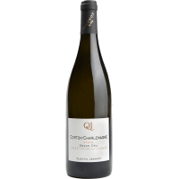 Dry white grape wine Corton Charlemagne Grand Cru, Domaine Jeannot 0.75, 2018