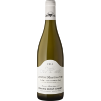 Dry white grape wine Puligny-Montrachet Les Champs Gain 1er Cru, Chavy Chouet 0.75, 2018