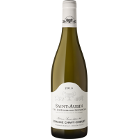 Dry white grape wine Saint-Aubin Murgers des Dents de Chien Premier Cru, Chavy Chouet 0.75, 2018