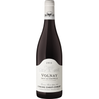 Dry red grape wine Volnay Sous La Chapelle 1er Cru, Chavy Chouet 0.75, 2018